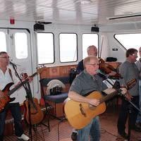 Concert de chants de marins à bord