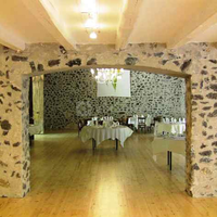 Intérieur vu de la salle de danse