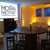 The Moon Factory by À nous la lune !