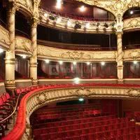 Grande Salle  du théâtre Gabrielle Dorziat