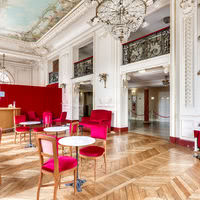 Salle de réception - Théâtre Gabrielle Dorziat