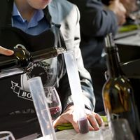 L'atelier B-Winemaker et dégustation de vin