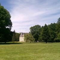 Le château côté sud