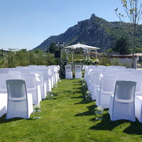 Jardin et cérémonie extérieure