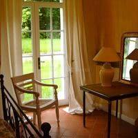 Chambre accés jardin