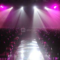 Salle des congrès en formule spectacle