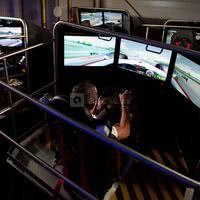 Les simulateurs de pilotage 6 axes