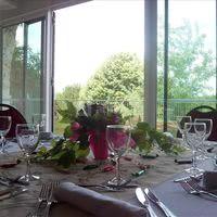 Salle panoramique ouverte sur le vallée du Loir