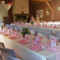 Mariage en Rose & Blanc