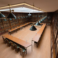 Salle Bibliothèque