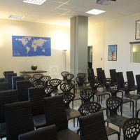 Salle de réunion - configuration théatre
