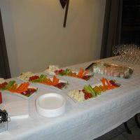 Légumes croquants et sauces variées