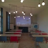 Salle de réunion en école