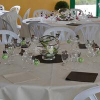 Table pour un mariage