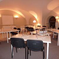 Salle de réunion en disposition