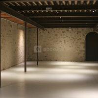 Salle basse de l'orangerie