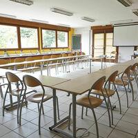 """Atelier botanique rez de chaussée (salle de """"classe"""")"""