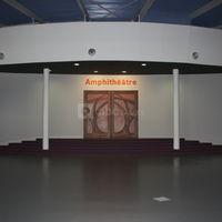 Entrée amphithéâtre
