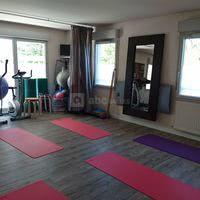 Salle  idéale pour  yoga, pilates, tai chi, chi qong..