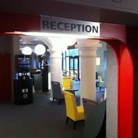Espace lounge accueil