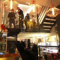 Privatisation Bar Salle de reception Branché Cosy Restaurant Design