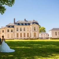 Château de Maudétour - Vue du parc
