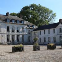 Château de Maudétour - Cour d'honneur