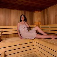 Spa de l'Hôtel - sauna