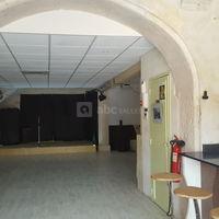 La salle vue de l'entrée