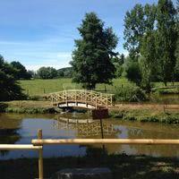 Le lac et son pont