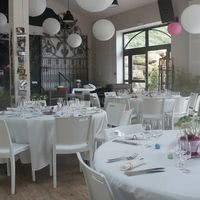 Salle de réception, La Grange Inspirée, Meurthe et Moselle