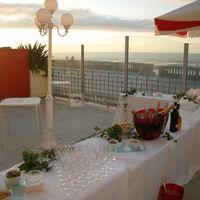 Terrasse lounge bar
