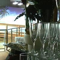 Cocktail lagon tropical