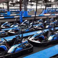 Kart électrique indoor : confort et sécurité assurés