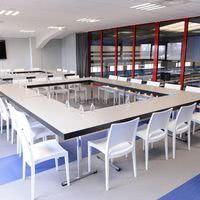 Salle de réunion vue panoramique