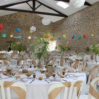 Salle mariage,ancien chai en pierre