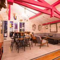 Espace détente - Mezzanine (grande salle modulable)