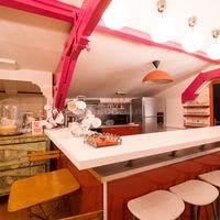 Cuisine américaine - Mezzanine (grande salle modulable)