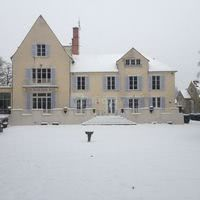 Domaine du moulin des noues en hivers