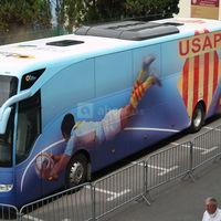 Déplacez vous avec le bus officiel