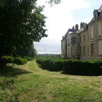 Chateau de percey gardens /  jardins