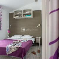 Cottage Privilège, chambre lit double