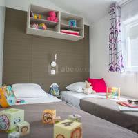 Cottage Privilège, chambre lits jumeaux