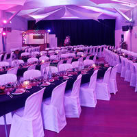 Diner assis salle Surcouf