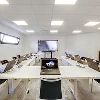 Salle Rotonde - Informatique 1
