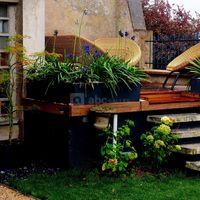 La terrasse avec vue sur Loire