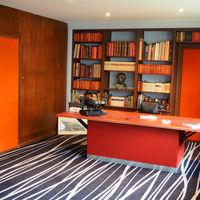 Le Bureau-Bibliothèque