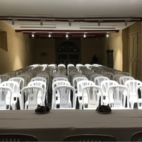 Conférence 150 personnes assises