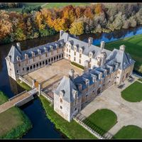 Domaine du château Le Rocher Portail