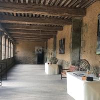 Cocktail sous la galerie du Château